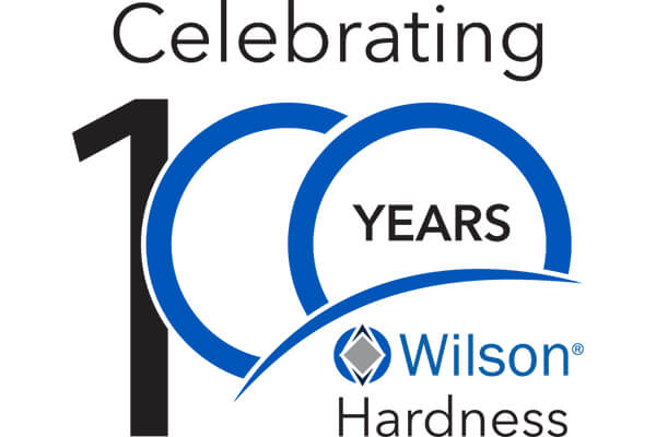 Celebrating 100 Years with Wilson Hardness