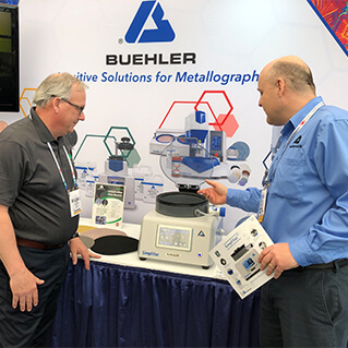 Buehler Introduces New Automated Castable Mount System – SimpliVacTM at TMS 2020 Image